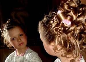 Причёски для девочки на длинные волосы: в садик, в школу, на праздник